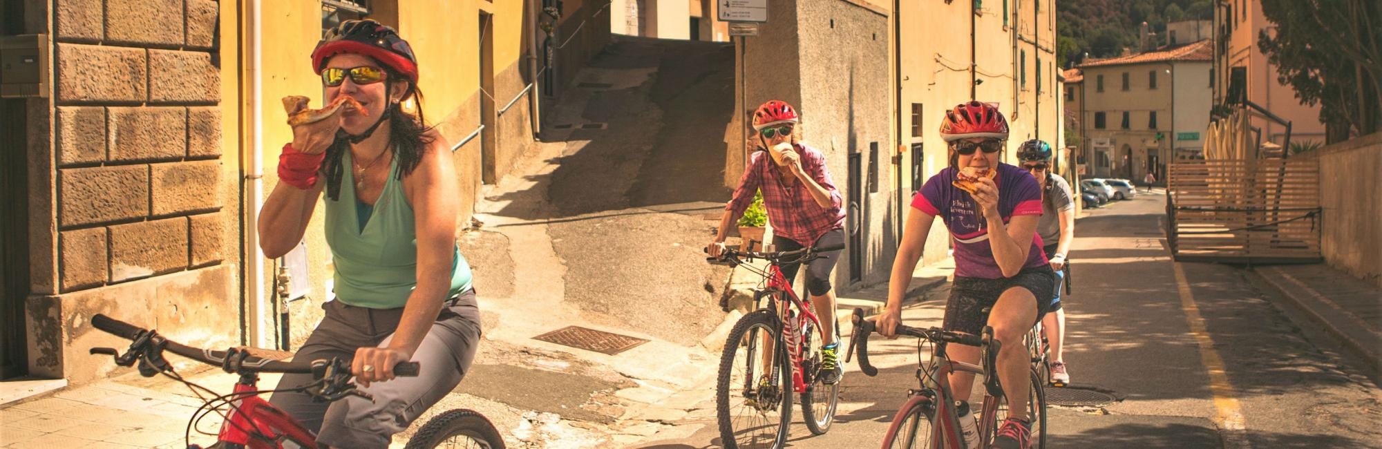 Cycling in Italy? Book your cycling holiday at Italian Bike Tours.